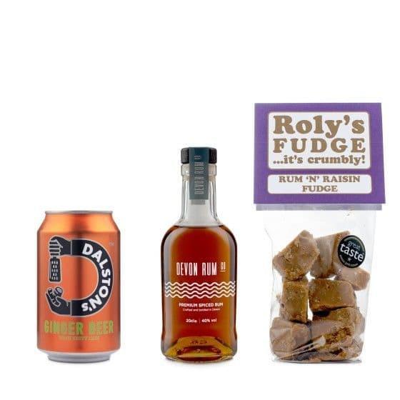 Devon Rum Stormy Gift Box